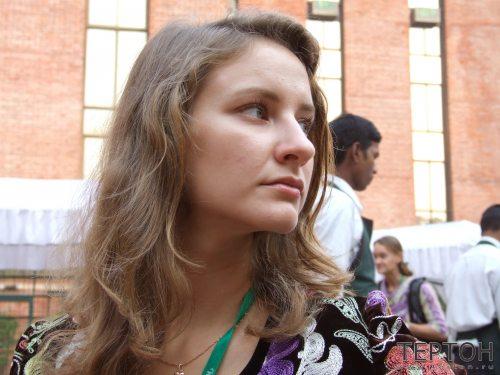 А. Гончаренко (Хабитат центр, Дели