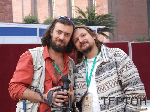 Герман Карельский и Виктор Пипченко