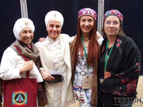 Мукта Каур Хальса, Ниранджан Каур, С.Дороганич и Т.Боричева