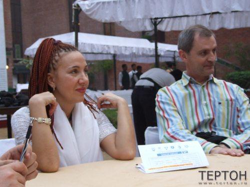 Светлана Дороганич и Владимир Майков