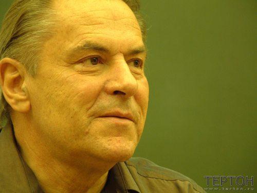 Доктор медицины Станислав Гроф (Москва 2001)