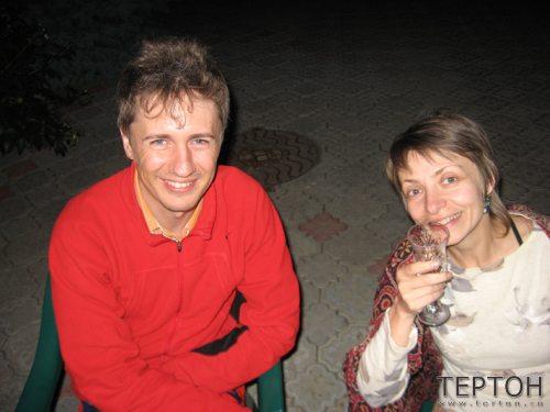 Эдуард Изотов и Наталья Ивановская