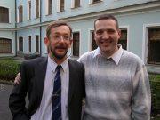 М.Ошурков и П.Ушаков