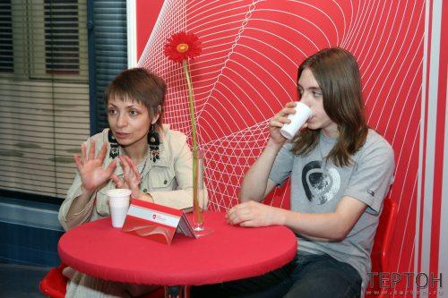 Наталья и Арсений Ивановские
