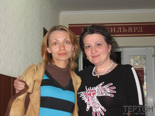 Н.Ивановская и М.Белокурова