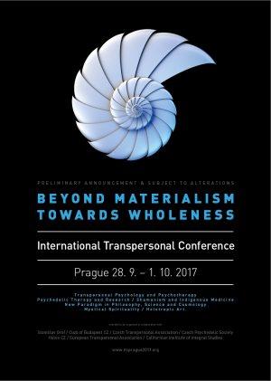 Международная трансперсональная конференция, Прага, 28 сентября — 1 октября 2017